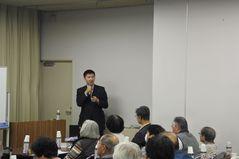 石井先生、わかりやすいお話でした
